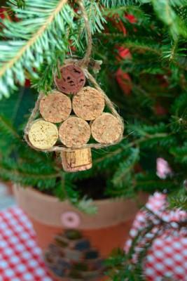 Adornos arbol de navidad manualidades diy (1)