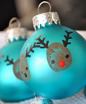 Adornos arbol de navidad manualidades diy (11)