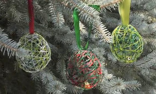 Adornos arbol de navidad manualidades diy (21)