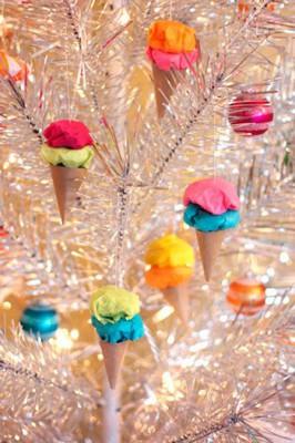 Adornos arbol de navidad manualidades diy (34)