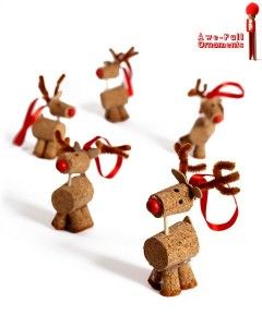 Adornos arbol de navidad manualidades diy (6)