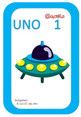 Cartas juguetes números (1)