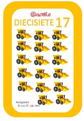 Cartas juguetes números (17)