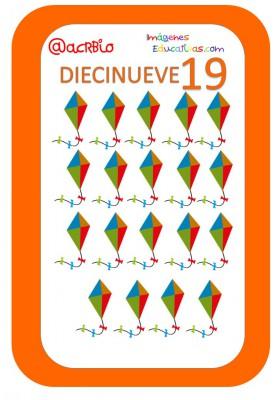 Cartas juguetes números (19)