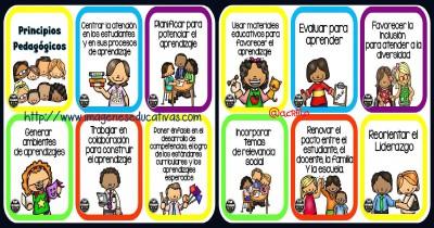 Llavero de Principios Pedagógicos Portada