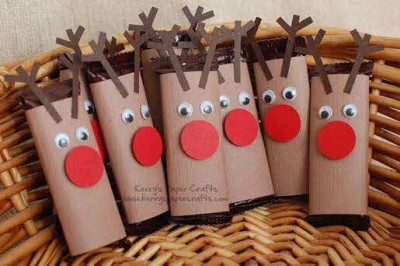 Manualidades navidad rollos papel (29)