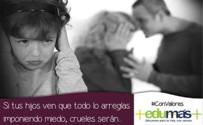 ¿Qué clase de hijos quieres No todo es responsabilidad de la escuela…. (4)