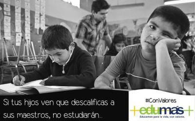 ¿Qué clase de hijos quieres No todo es responsabilidad de la escuela…. (8)