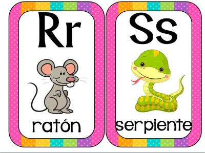 Abecedario Animales formato tarjetas (10)