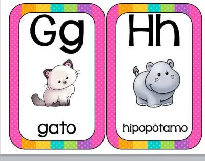 Abecedario Animales formato tarjetas (4)