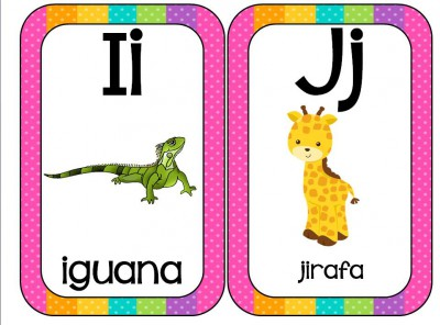 Abecedario Animales formato tarjetas (5)