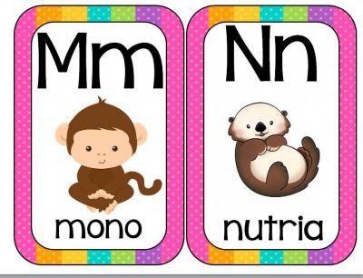 Abecedario Animales formato tarjetas (7)