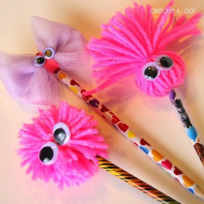 Adornos para lápices Diy (10)