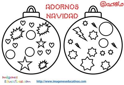 Bolas de navidad colorear (13)