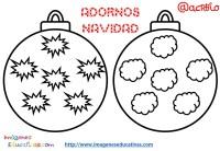 Bolas de navidad colorear (5)