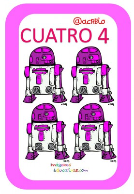 Cartas STAR WARS (4)