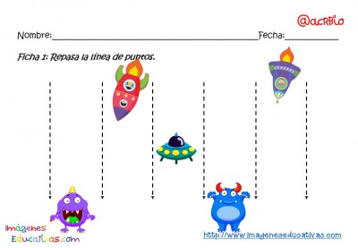 Fichas Grafomotricidad Motivos espaciales (2)
