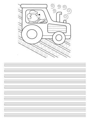 Librito para practicas Caligrafía y Redacción (3)