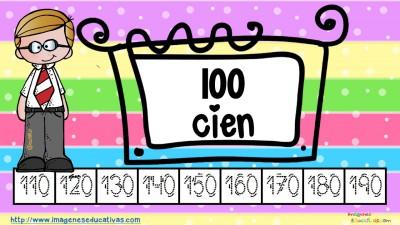 Los números tarjetas para repasar letra guiada (11)