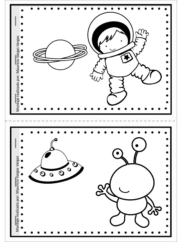 Mi pequeño gran libro para colorear y dibujar (5) - Imagenes Educativas