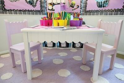 Montessori área artística 2