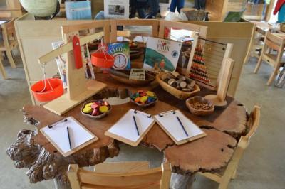 Montessori área de ciencias y naturaleza 2