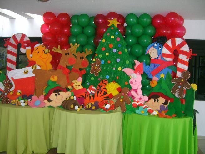 Navidad globos decoracion 6 imagenes educativas - Bombas para decorar ...