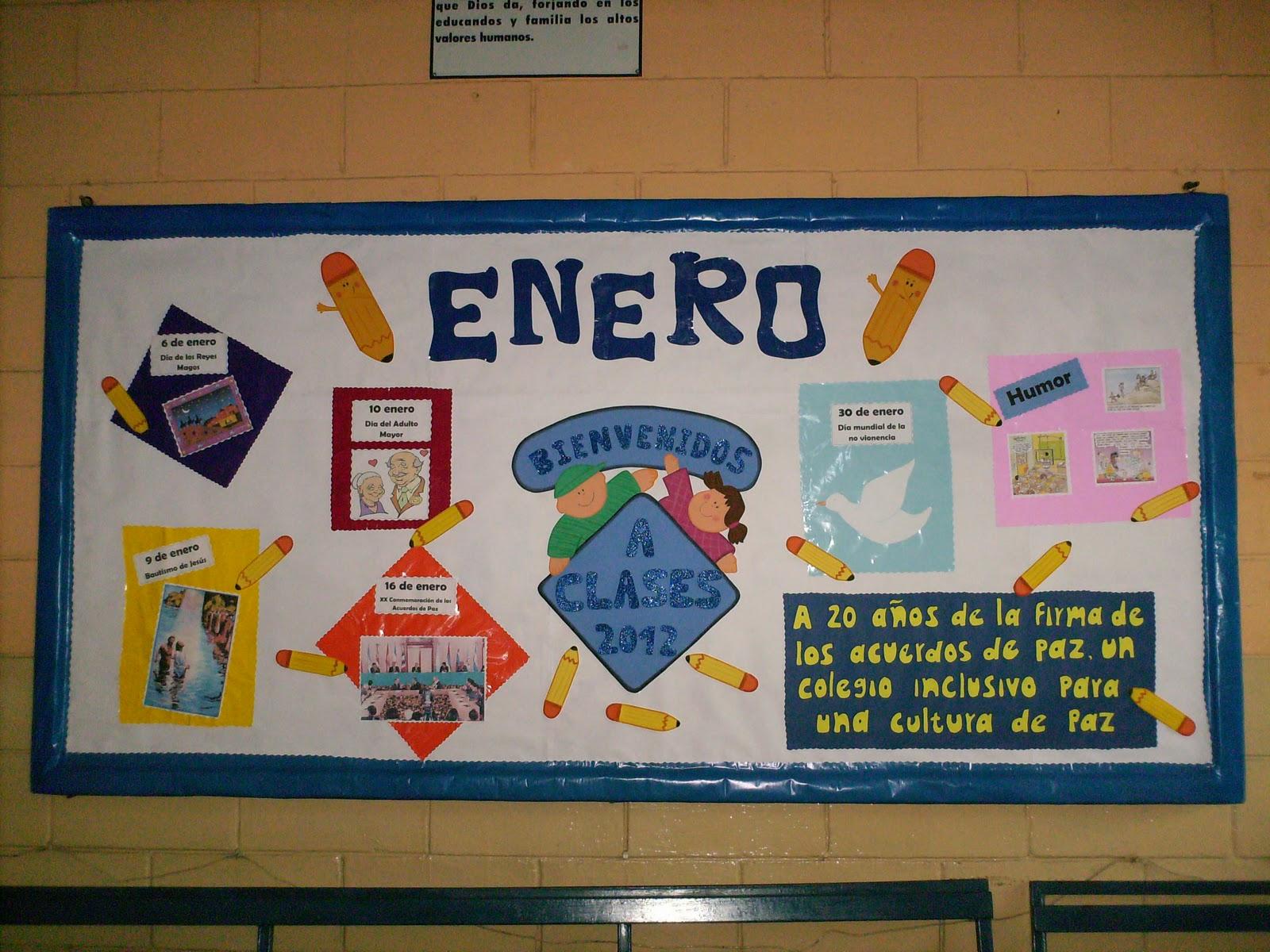 Periodico mura enero 2 imagenes educativas for Q es periodico mural