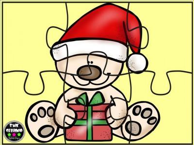 Puzzles Navidad Color  (3)