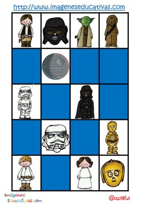 STAR WARS BINGO (11)