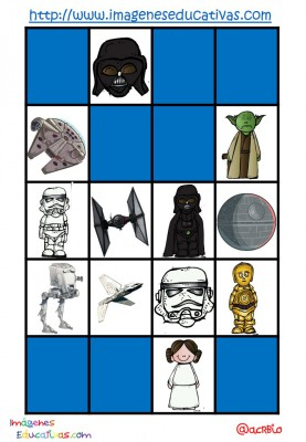 STAR WARS BINGO (12)