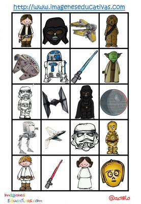 STAR WARS BINGO (26)