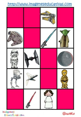 STAR WARS BINGO (3)