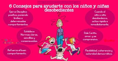 6 Consejos para ayudarte con los niños y niñas desobedientes (2)