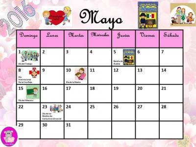 Calendario 2016 con efemérides incluidas. Listo para descargar e imprimir (5)