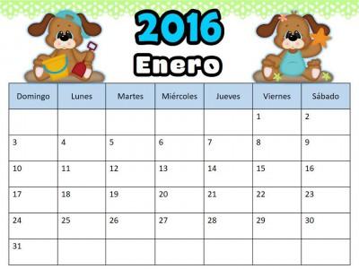 Calendario 2016 dulce (1)