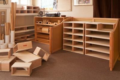 Espacios Montessori en casa o clase (25)