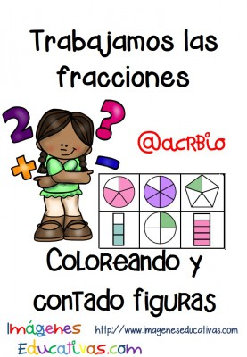 Fichas ejercicios de fracciones con figuras (1)