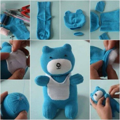 Manualidades con calcetines (14)