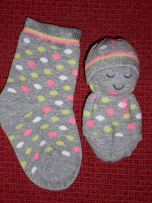 Manualidades con calcetines (9)