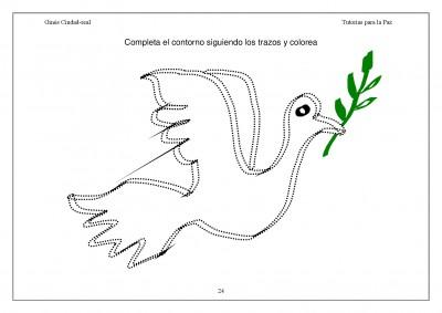 Super Cuaderno Día de la Paz y la No Violencia grafo y colorear (24)