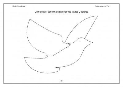 Super Cuaderno Día de la Paz y la No Violencia grafo y colorear (28)