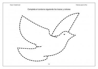 Super Cuaderno Día de la Paz y la No Violencia grafo y colorear (30)