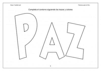 Super Cuaderno Día de la Paz y la No Violencia grafo y colorear (8)