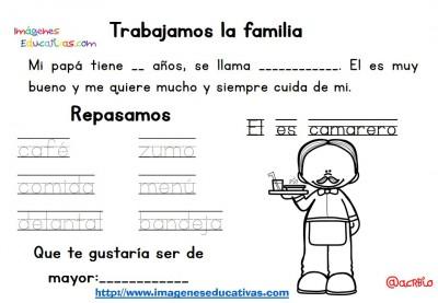 Cuderno lectoescritura La FAMILIA (8)-