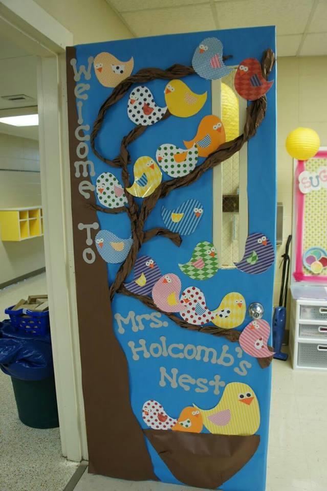 Decoracion puertas clase 10 imagenes educativas for Puertas decoradas para regreso a clases