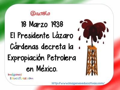 Efemérides de Marzo Bandera (5)