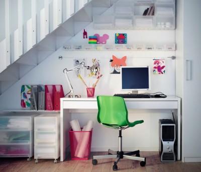 Escritorios y zonas de trabajo para niños (19)