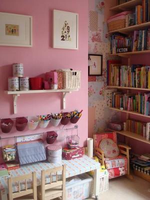 Escritorios y zonas de trabajo para niños (3)
