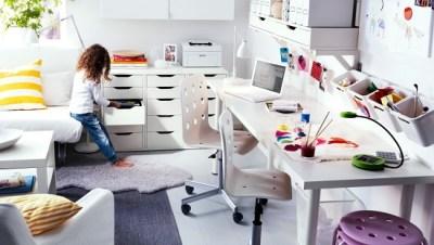 Escritorios y zonas de trabajo para niños (44)